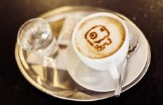 Kávička chutná a voňavá