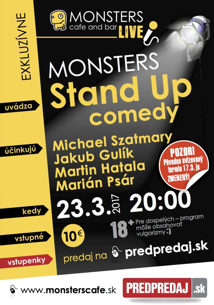 Monsters_Stand Up_A5-2